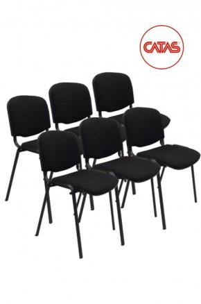 Kit 6 sedute attesa imbottite